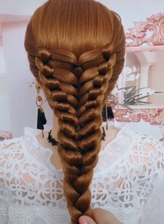 for a lady to attend a party hairstyles for a lady to attend a party hairstyles for a lady to attend a party Easy zipper braid💓 Schaffe jeden Stil in wenigen Minuten Trenza con gomillas First of all, WOW! Second of all, WOW again! Pretty Braided Hairstyles, Easy Hairstyles For Long Hair, Party Hairstyles, Hairstyles Videos, Unique Hairstyles, Christmas Hairstyles, Creative Hairstyles, Wedding Hairstyles, Hair Tutorials For Medium Hair