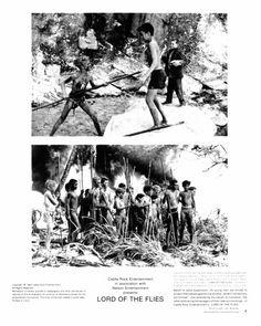 lord of the flies film 1990