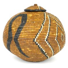 Zulu Wedding Basket - 58 - Ilala Weavers