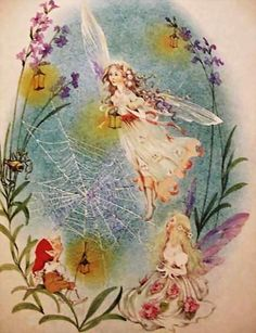 1982 'Fairy Poems for the Very Young' Stated First Edition ...