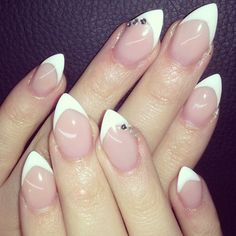 28 Best Almond nails images in 2014 | Hairdos, Pretty nails, Cute nails