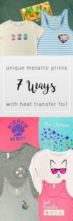 7 ways to decorate s
