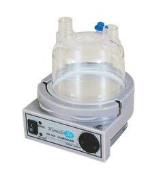 Mekanik Ventilatör Nemlendiricisi HumidiAs SN-100  HumidiAs SN-100 ısıtıcılı nemlendirici ünitesi her marka mekanik ventilatörle ve solunum cihazıyla kullanılabilir. Sıcaklık manuel olarak cihaz üzerindeki butondan ayarlanır. Yüksek sıcaklığa karşı güvenlik sistemi vardır. Sıvı haznesi rahatlıkla çıkarılabilir ve değiştirilebilir.  Garanti süresi: 2 yıl