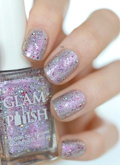 Crystal Couture Glam Polish