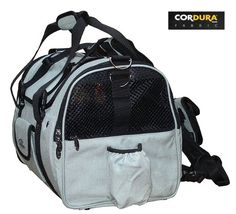 Celltei BackpackoPet  CorduraR Grey  Large Size -- Click on the image for additional details.(This is an Amazon affiliate link)