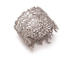 Van Cleef & Arpels - Orséis bracelet by Van Cleef & Arpels, via Flickr