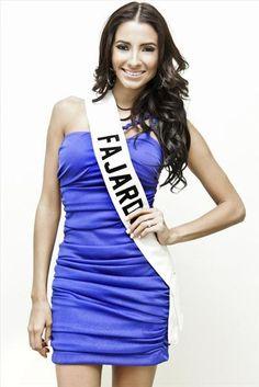 Miss Universe Fajardo, Patricia Corcino. #MissUniversePuertoRico #MissUniversePuertoRico2013 #MissPuertoRico #MissPuertoRico2013 #MUPR #MUPR2013 #MissFajardo #MissFajardo2013 #PatriciaCorcino