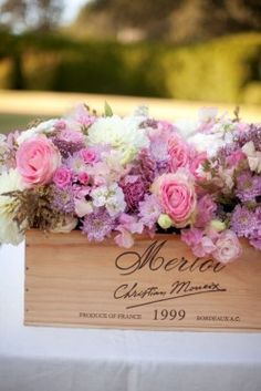 These color florals for a white, grey and navy wedding. Perfect for the shower! auna-s-wedding