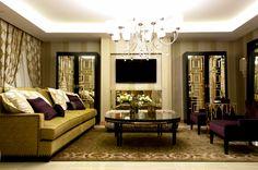 Luxury Living room in Hanover house - London | SISSY FEIDA INTERIORS
