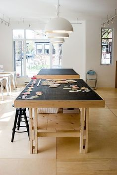 Image result for ARTIST STUDIO TABLE