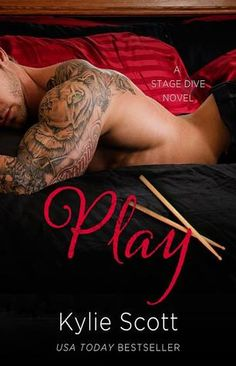 Play (Stage Dive by Kylie Scott Synopsis: Readers the world over fell in love with sexy drummer Mal in Kylie Scott's first Stage Dive novel. Now, Kylie Scott is back, and this time it's bad-boy. Kylie Scott, Good Books, Books To Read, My Books, Free Books, Usa Today, Jane Austen, Gary Taylor, Indie