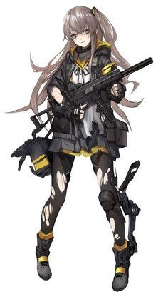 【少女前線】UMP45のステータス評価やプロフィール - Gamerch