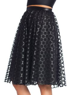 Popped Bubbles Midi Skirt - LIMITED (AU $90AUD) by Black Milk Clothing