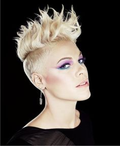 P!NK shares her beauty must-haves, plus the hardcore workouts she does for those aerial-filled performances!