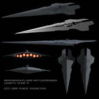 Imperious Class star destroyer ortho [New] by unusualsuspex on DeviantArt Capital Ship, Rpg Star Wars, Nave Star Wars, Spaceship Art, Spaceship Design, Star Wars Spaceships, Starship Concept, Images Star Wars, Science Fiction Art