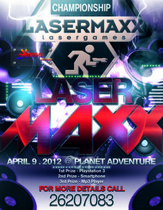 Lasermaxx Championship 2012