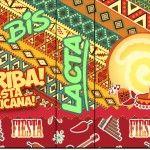 Rótulo Bis Festa Mexicana