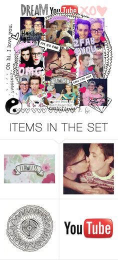 """""""tROYLER"""" by i-love-cassandra-clare ❤ liked on Polyvore featuring art"""