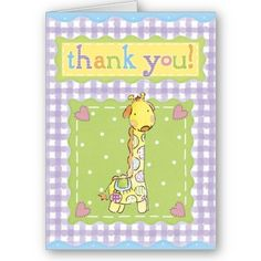 baby shower thank you card dark heaven rock 13 from zazzle baby shower card thank you wording 400x400