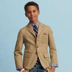 Ralph Lauren Kids Suits for Boys | COORDINADOS PARA NIÑOS ...