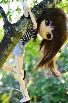Tree climbing :)