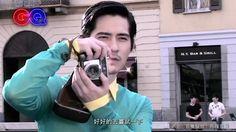 Vic zhou  GQ magazine 2013 | Vic Zhou for GQ Taiwan Magazine January 2013 | Sean Akizuki's Favorite ...