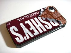 Hershey Chocolate Candy iPhone 5S 5 4S 4 Samsung Galaxy Note 3 S4 S3 Mini Case