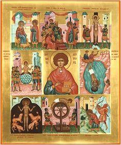 Святой великомученик и целитель Пантелеимон. Обсуждение на LiveInternet - Российский Сервис Онлайн-Дневников