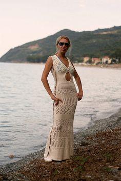 """Ravelry: Jennica's Dress a la Emilio Pucci """"Pearl"""""""