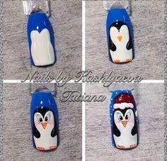 Christmas Nail Designs - My Cool Nail Designs Winter Nail Designs, Winter Nail Art, Christmas Nail Designs, Christmas Nail Art, Cool Nail Designs, Winter Nails, Xmas Nails, New Year's Nails, Holiday Nails