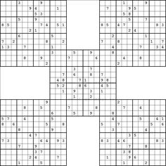 The Largest Sudoku Ever!