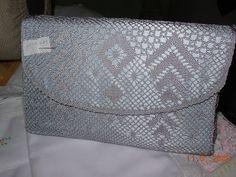Bobbin Lace Patterns, Lace Jewelry, Lace Making, Louis Vuitton Damier, Wallet, Crochet, Fabric, Bags, Health