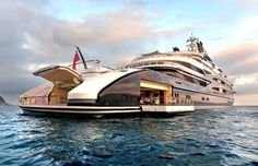 Serene Yacht by Fincantieri Luxury Yachts