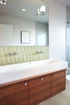 Mid-Century Modern Bathroom Ideas-22-1 Kindesign