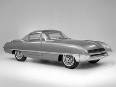 Ford Cougar Concept Car, 1962                                                                                                                                                                                 Más