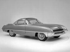 Ford Cougar Concept Car, 1962                                                                                                                                                                                 Más