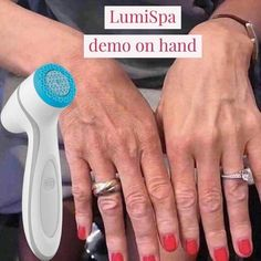 Beauty with Tori's ageLoc LumiSpa begins to improve skin the first time you us - Nu Skin, Galvanic Spa, Pure Beauty, Anti Aging Skin Care, Pure Products, Make Up, Bedroom Gadgets, United Nations, Facial Cleanser