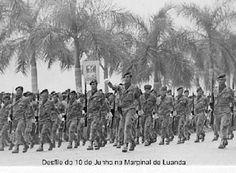 Mundo da Defesa Militar: Guerra Colonial Portuguesa