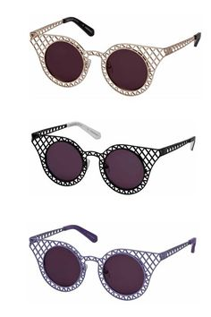 House Of Holland | #Designer #Eyewear Collection  Via: http://fashioncherry.co/house-of-holland-designer-eyewear-collection/#