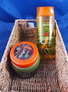 Limitowany pakiet do włsów żeń-szeń w specjalnej edycji Nourishing Shampoo, Zen, Blog, Blogging
