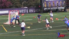 Florida vs. Northwestern Women's Lacrosse Highlight