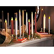 "12"" LED Taper Candle-Set of 2"