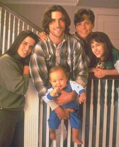 Party of Five How could you not love this show... Everyone was beautiful and still famous as actors. Plus in these show there were no parents and it played true. These non-adults never acted like adults and they had a hard time, it wasn't a silly free-for-all, it was pretty honest. Love it and wish they would show reruns.