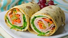 Healthy Lunch Wraps, Healthy Food List, Healthy Eating, Healthy Recipes, Healthy Cooking, Yummy Recipes, Enjoy Your Meal, Boite A Lunch, Recipes