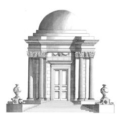 Image result for architectural drawings of follies