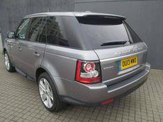 2013 Land Rover Range Rover Sport 3.0 SDV6 HSE Black Edition 5dr Auto | £47,995