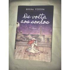 Resenha De Volta aos Sonhos - Bruna Vieira