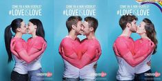 Love is love #lgbt #gay #lesbian #love #marriageequality #samelove
