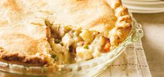 Chicken Pot Pie (the best) Recipes Pie Recipes, Chicken Recipes, Cooking Recipes, Recipe Chicken, Muffin Recipes, Recipies, Best Chicken Pot Pie, Cooked Chicken, Roasted Chicken