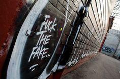 Fuck the Fake